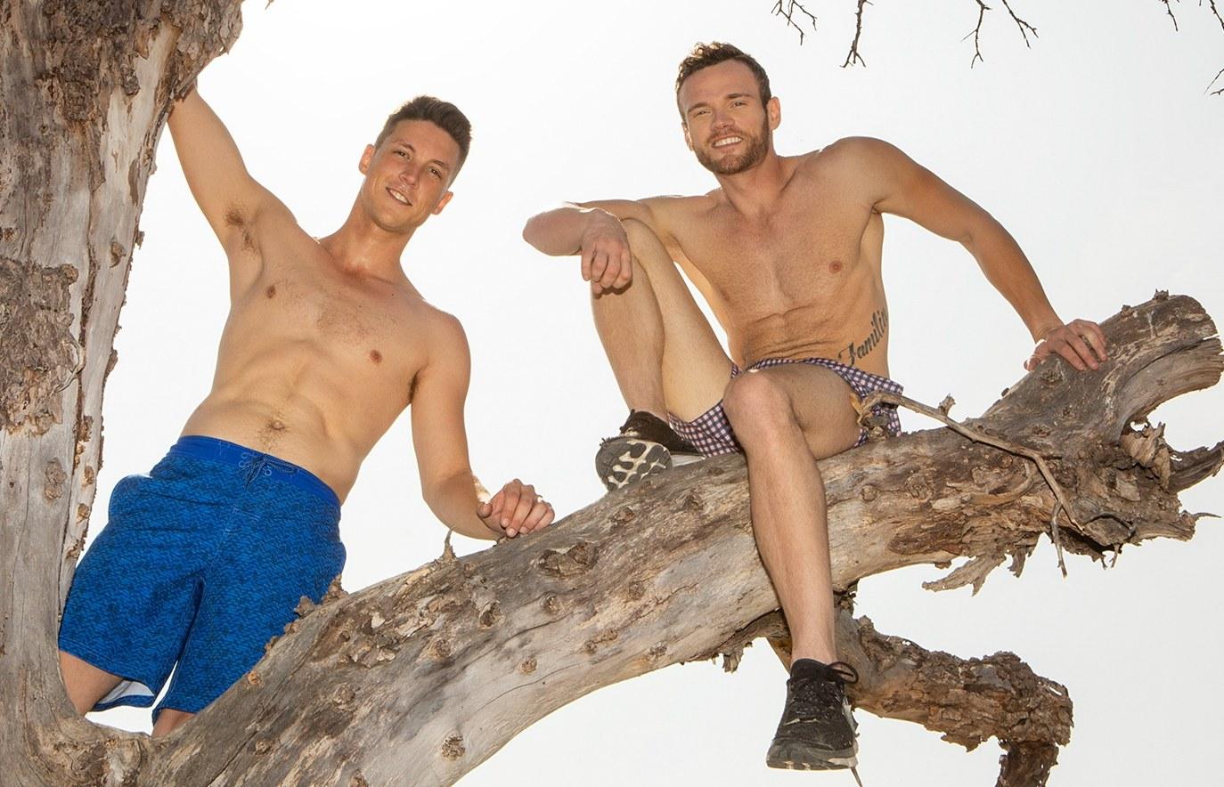 American gay studs from Sean Cody