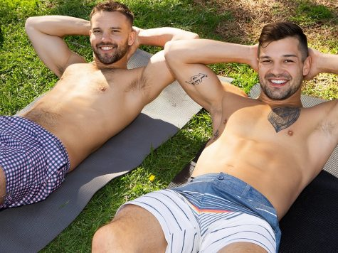 American gay porn from Sean Cody