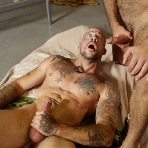 Army hardcore bareback gay porn