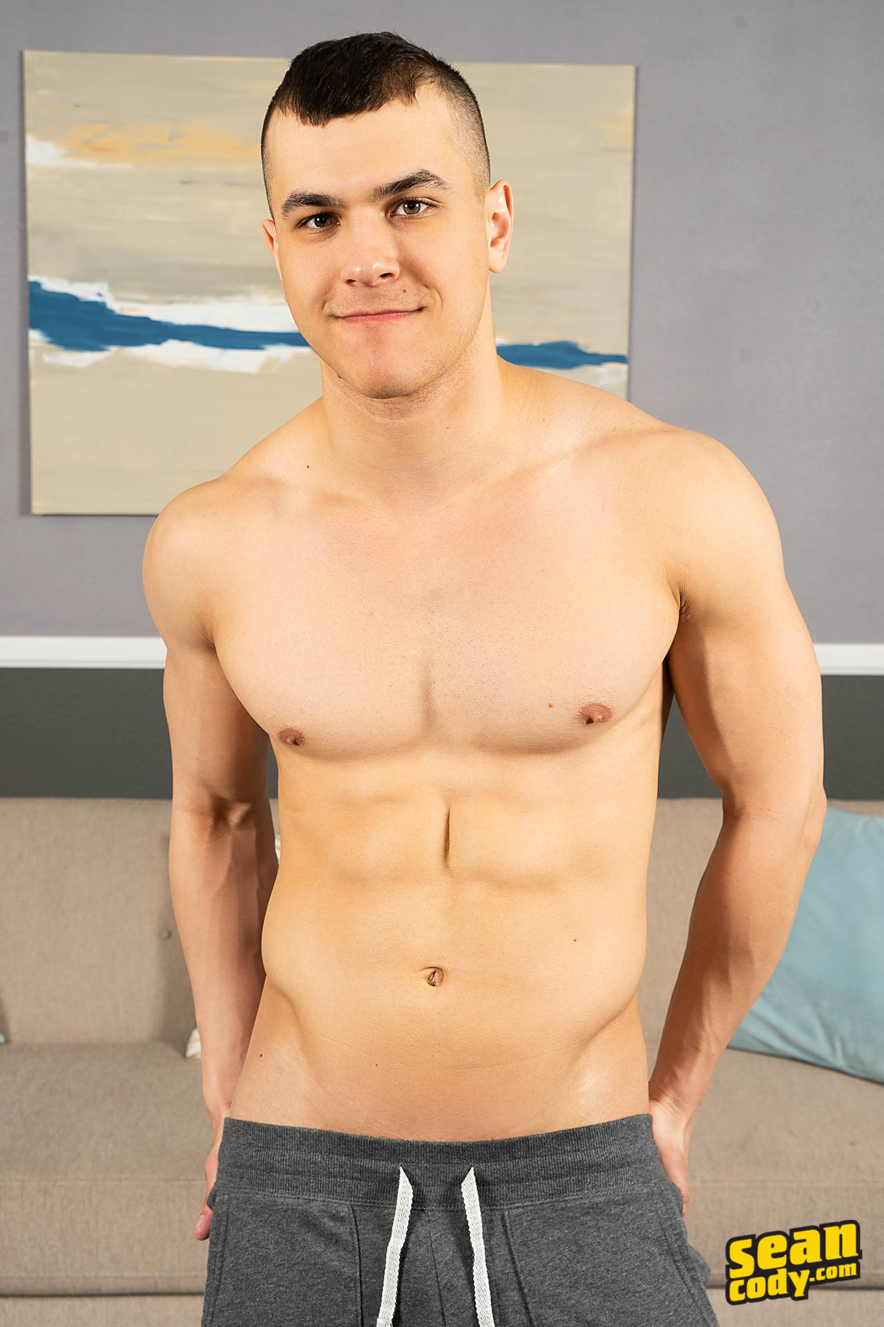 Gay hunks from Sean Cody bareback fucking
