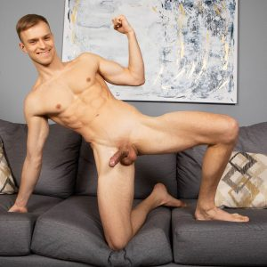 Bareback stud gay porn from Sean Cody