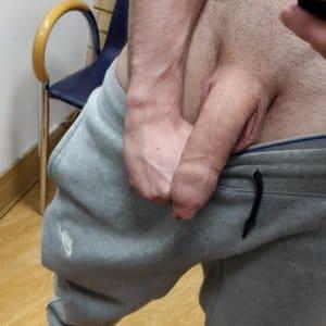 Big delicious soft cock