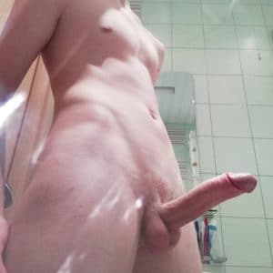 Big dick self picture