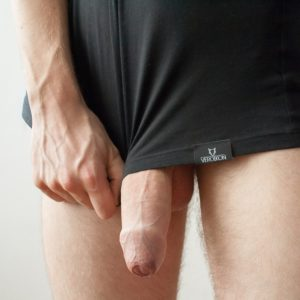 Big thick uncut cock