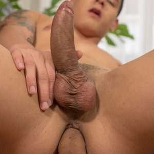 Big Uncut Cocks