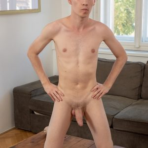 Boy With A Thick Uncut Cock
