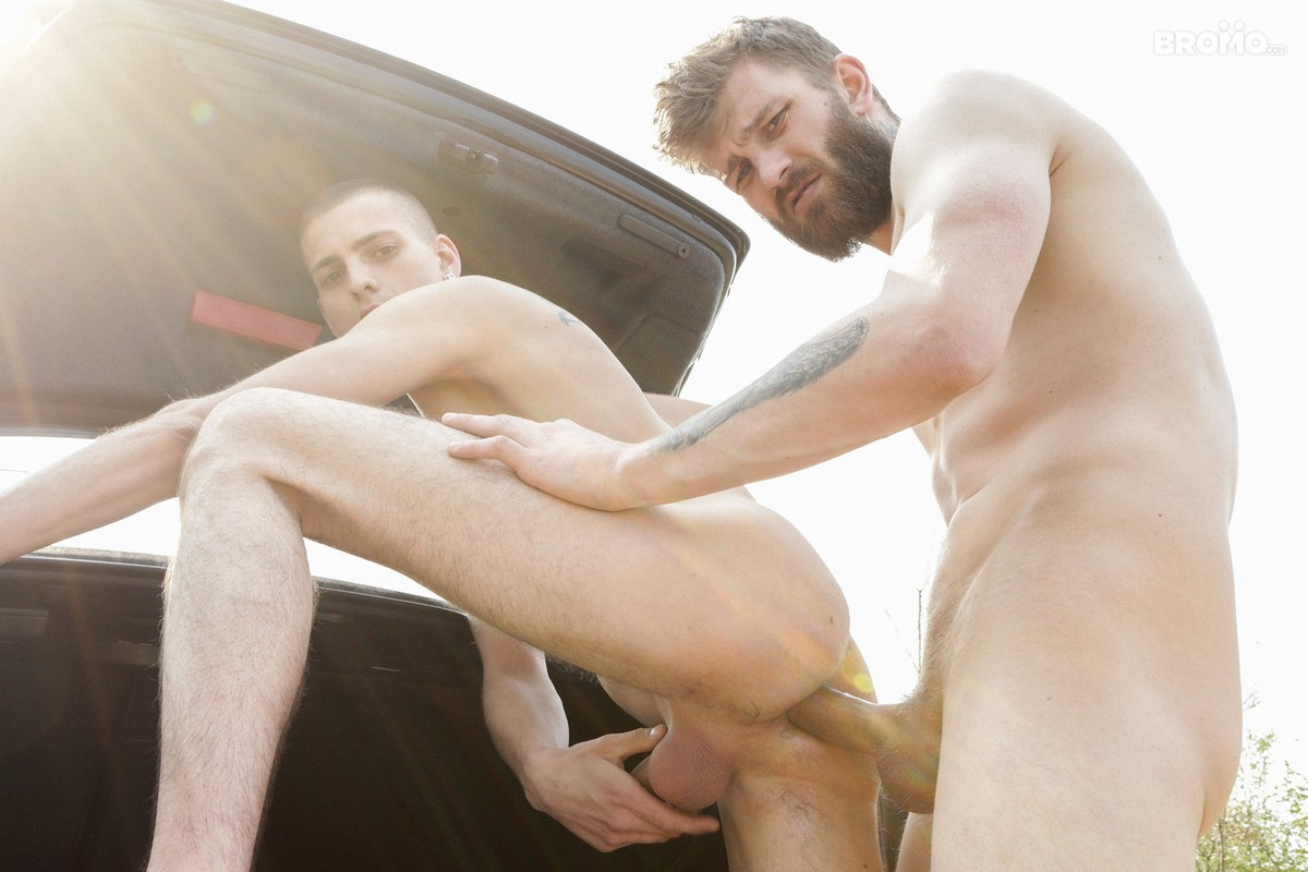Car Gay Sex