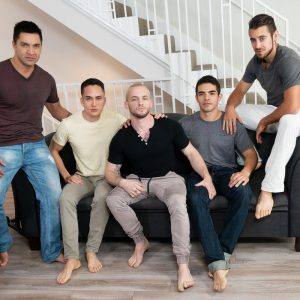 Gay Group Sex