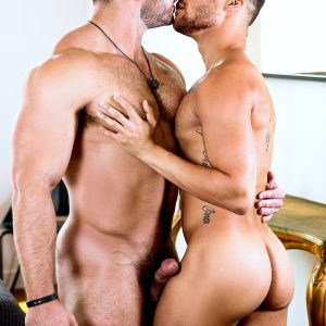 Gay Muscle Men Having Sex