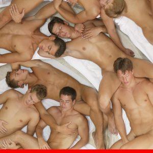 Gay Porn Orgy
