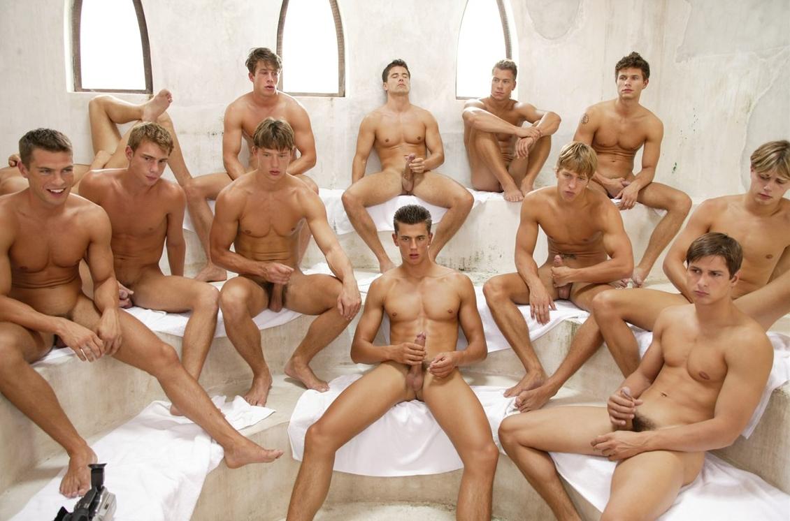 Orgy gay porno pics