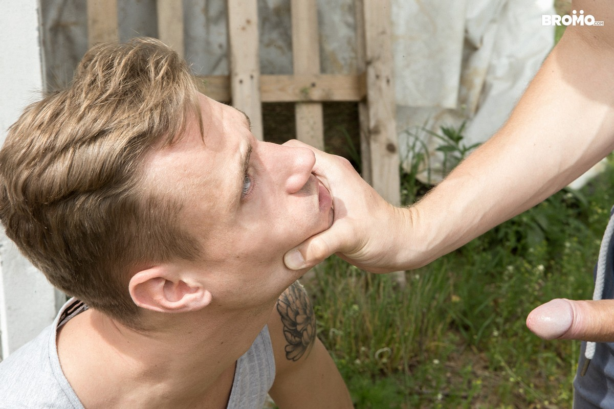 Gay Porn Outdoors
