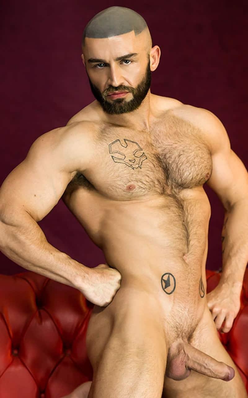Gay porn star Francois Sagat