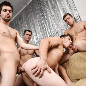 Gay Porn Star Group Sex