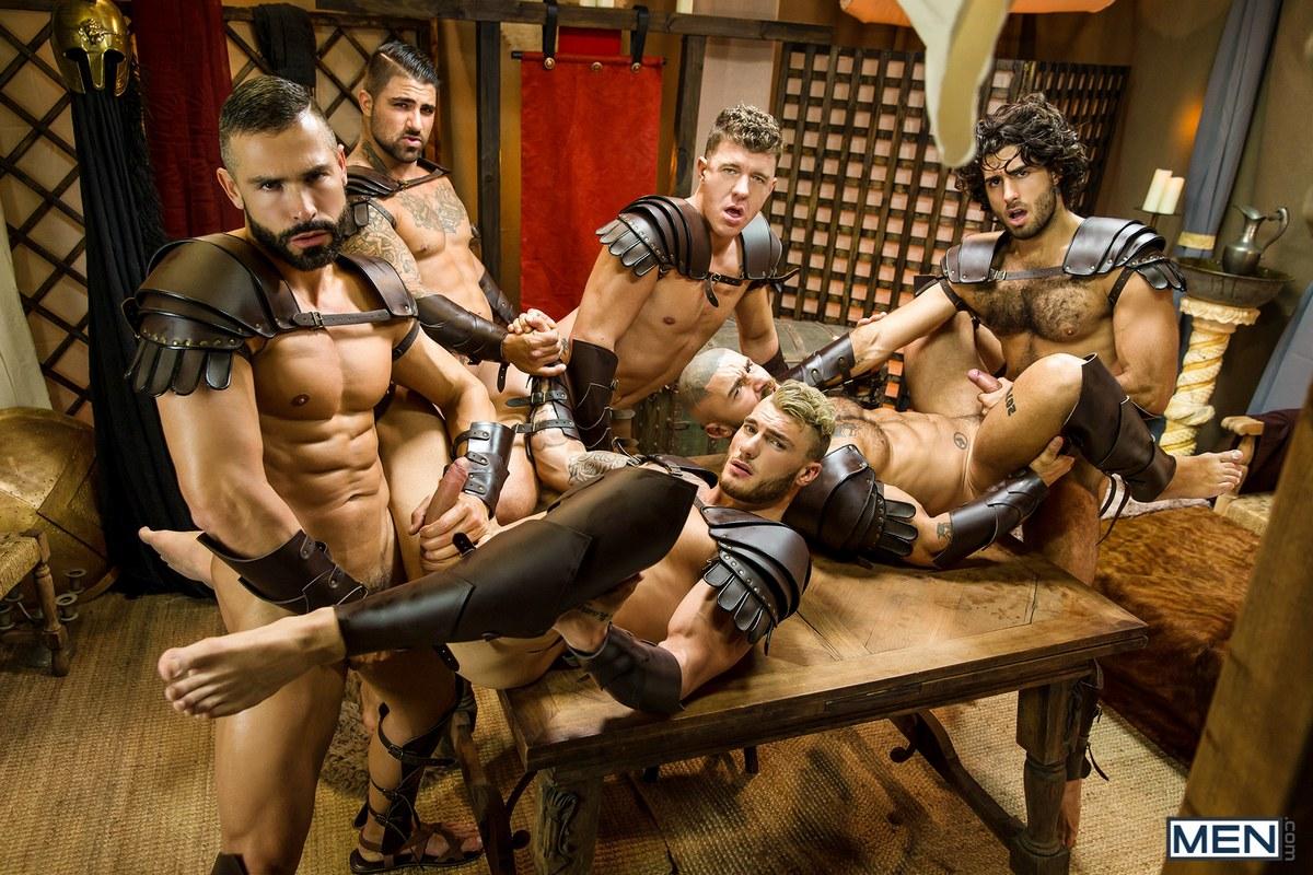 Gay orgie film