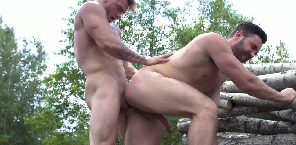 Gay Porn Star William Seed