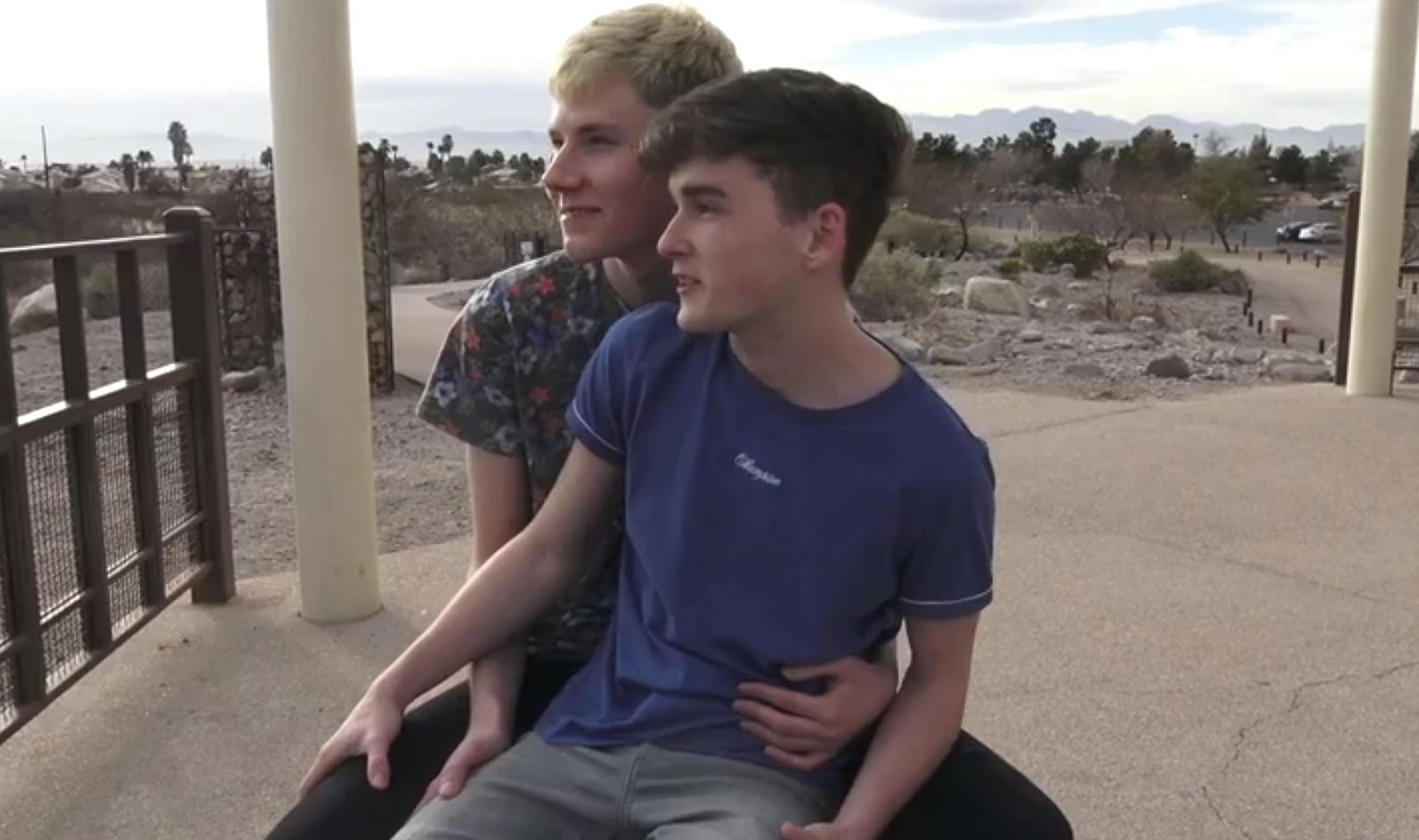 Gay Twink Video