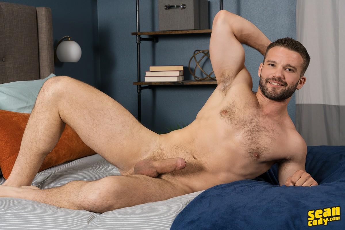 Hairy Gay Hunk