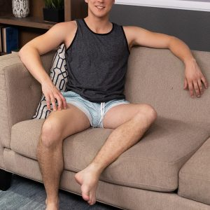 Cute gay studs from Sean Cody hardcore fucking