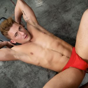 Gay porn star Jake Porter getting fucked