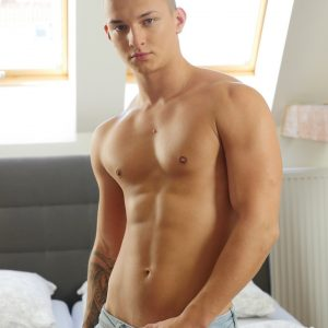 Lucas Drake from the gay porn site BoyFun