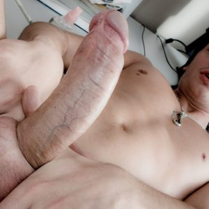 Man With A Big Uncut Cock