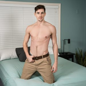 Muscular gay men having hardcore sex