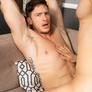 Muscular guys from Sean Cody bareback fucking