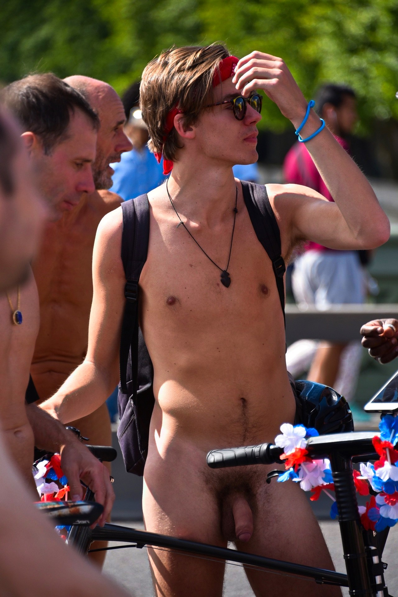 Nude girls from trinadad