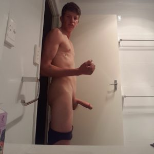 Nude Boner Boy