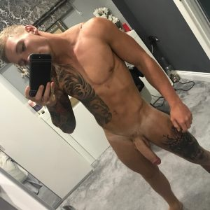 Nude Jock With A Big Cock