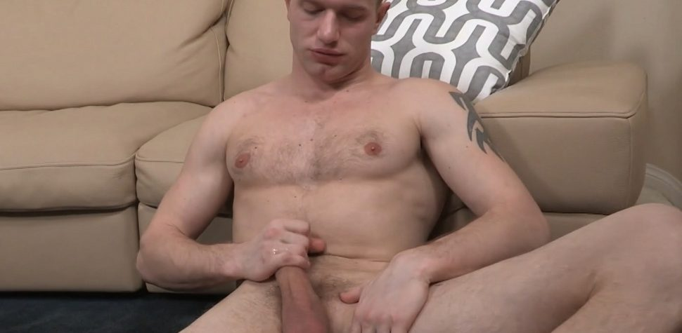 Johnny Sins Jerking Off