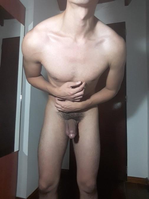 Nude Selfie