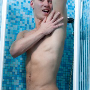 Nude Shower Boy