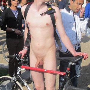 Nudist Boy