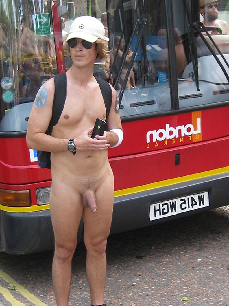 Nudist Boy