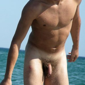 Nudist Boy Soft Hairy Cock