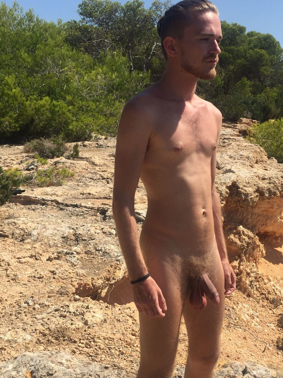 Nudist Hairy Cock