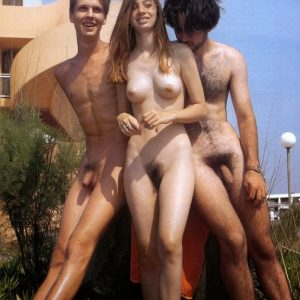 Nudist People