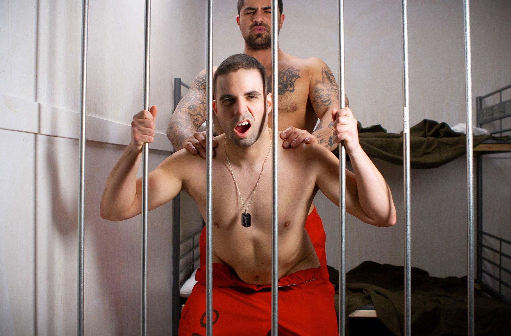 Prison gay porn