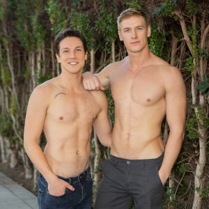 Bareback gay porn from Sean Cody