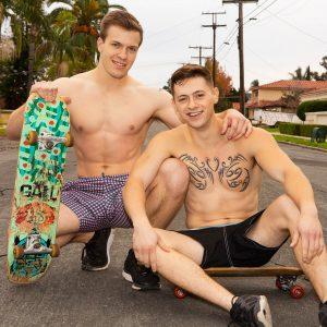Gay studs from Sean Cody having sex
