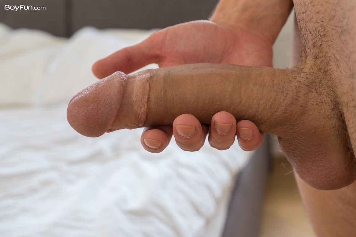 Sexy Boy With A Big Cock