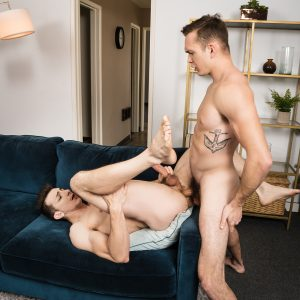 Sexy gay men sucking cock and fucking ass