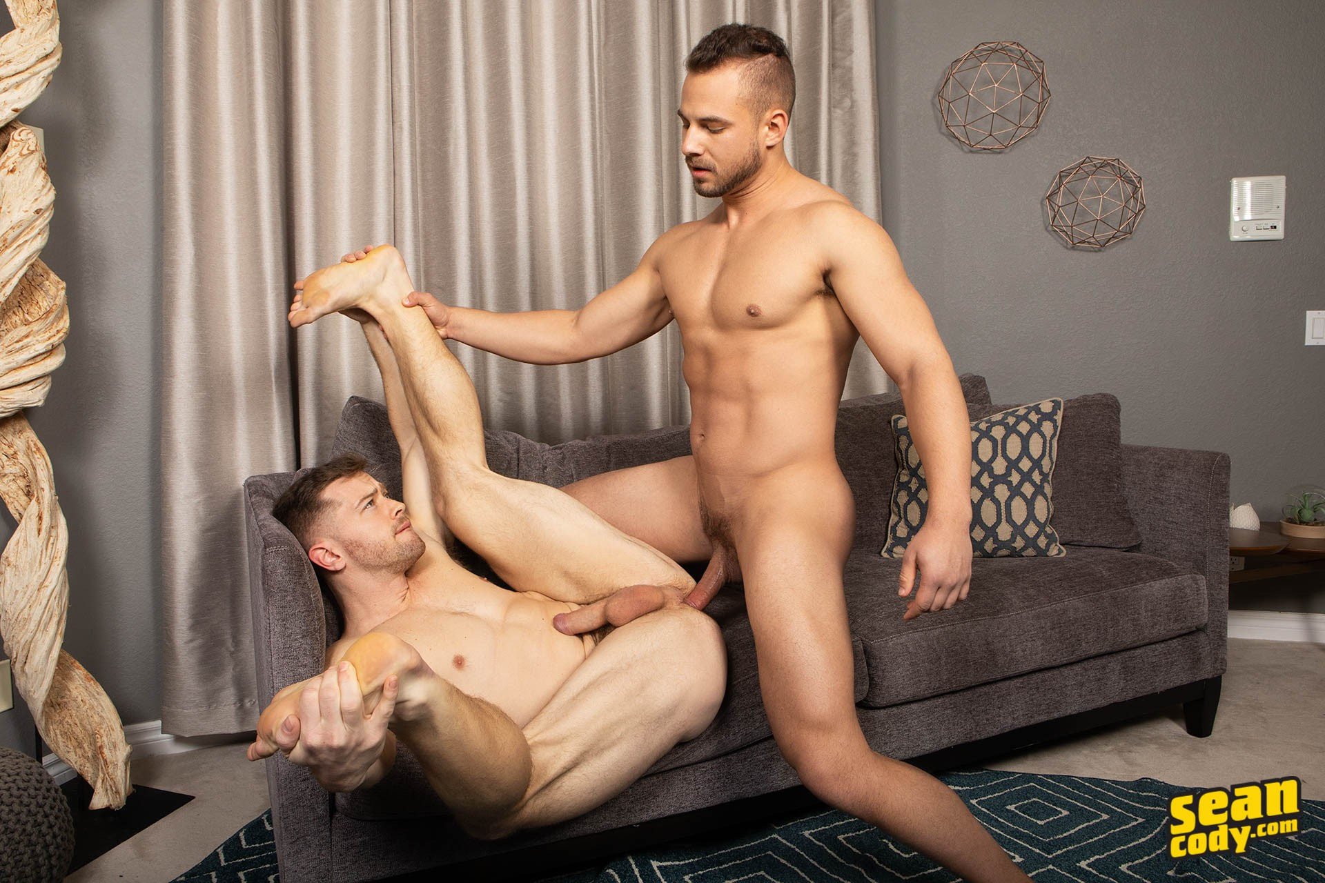 Sexy gay studs from Sean Cody