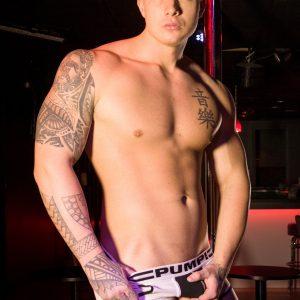 Sexy Guy Stripping