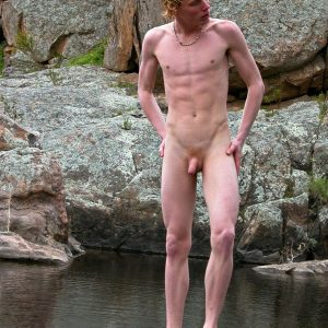 Sexy Nudist Boy