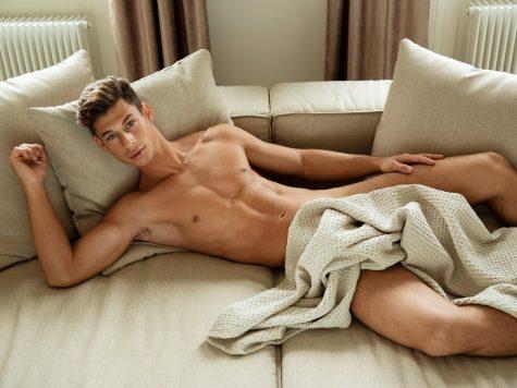 Belami Online Model Zac Haynes